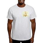 Mosaic grey t-shirt