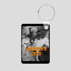 Lorenzo - AB Male Names - Pancho Villa Keychains