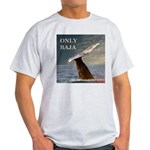ONLY BAJA WILD SIDE WHALE Light T-Shirt