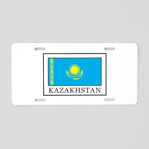 Kazakhstan Aluminum License Plate