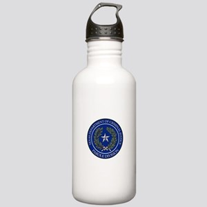 TDCJ Parole Division Stainless Water Bottle 1.0L