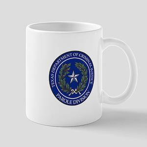 TDCJ Parole Division Mugs