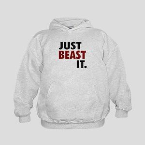 Just Beast It by My Motivo Hoodie