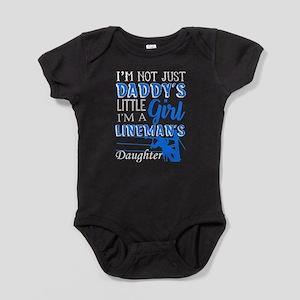 Lineman's Daughter Baby Bodysuit