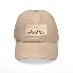 Ron Paul Preamble-C Baseball Cap