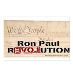 Ron Paul Preamble-C Postcards (Package of 8)