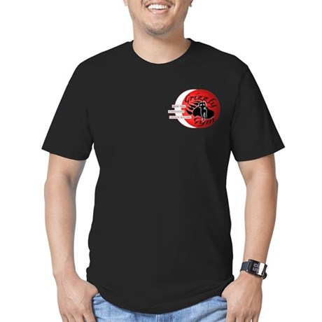 Grizzly Gym 2-Sided Fitted T-Shirt