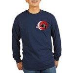 Grizzly Gym 2-Sided Long Sleeve T-Shirt