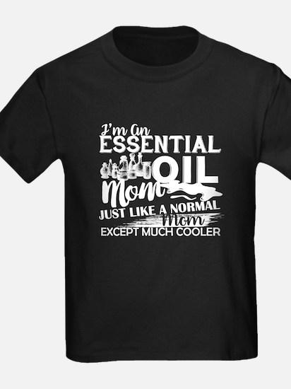 Essential Oil Mom Shirt T-Shirt
