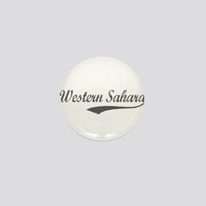 Western Sahara flanger Mini Button