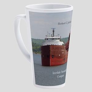 Herbert C. Jackson 17 Oz Latte Mug