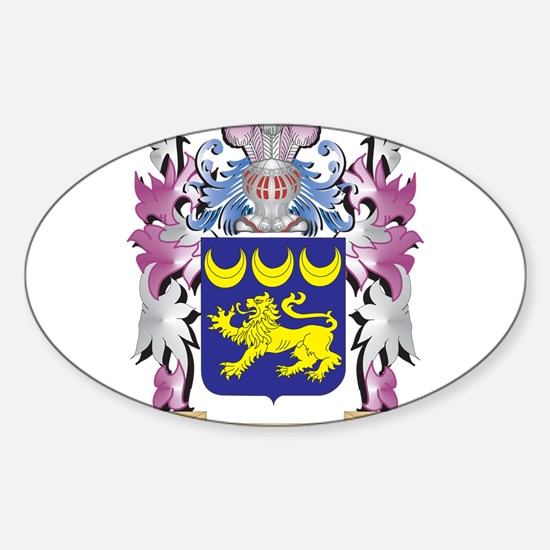 Mcgovern Coat of Arms - Family Crest Decal