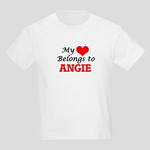 My heart belongs to Angie T-Shirt