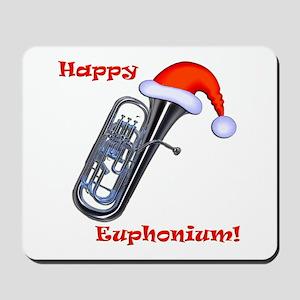 Happy Euphonium! Mousepad