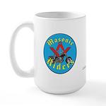 Masons who ride Large Mug