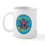 Masons who ride Mug