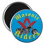 Masons who ride Magnet