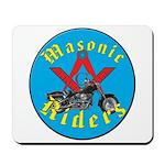 Masons who ride Mousepad
