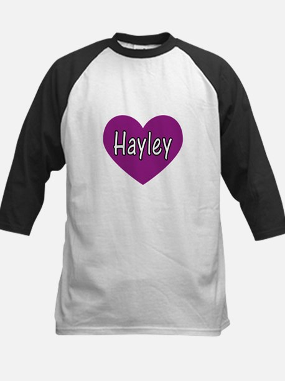 Hayley Kids Baseball Jersey