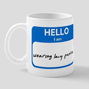 Lacy Panties Mug