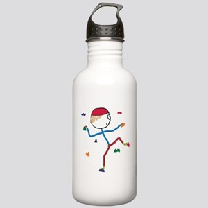 Indoor Climbing Stainless Water Bottle 1.0L