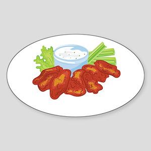 Buffalo Wings Sticker