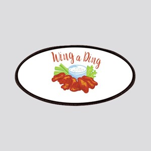 Wing A Ding Patch