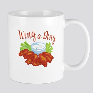Wing A Ding Mugs