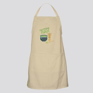 Matcha Man Tea Apron