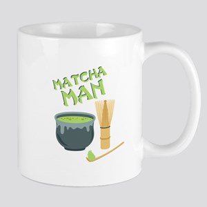 Matcha Man Tea Mugs