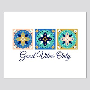 Good Vibes Border Posters