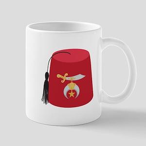 Fez Hat Mugs