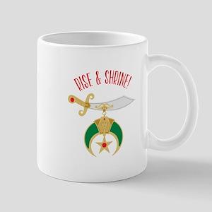 Rise & Shrine! Mugs
