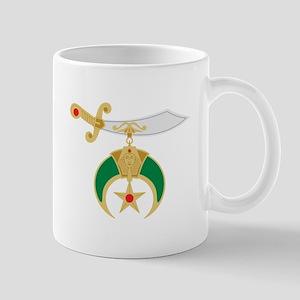 Shriner Sword Mugs