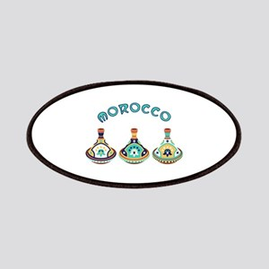 Morocco Tagines Patch