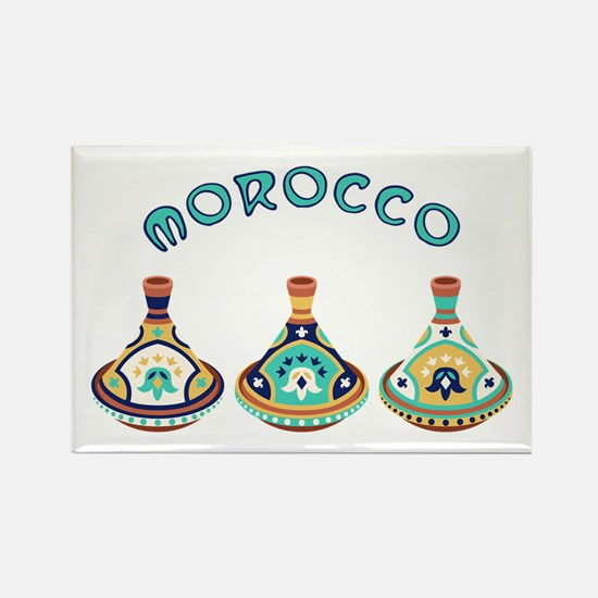 Morocco Tagines Magnets