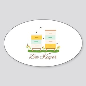 Bee Keeper Boxes Sticker