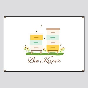 Bee Keeper Boxes Banner