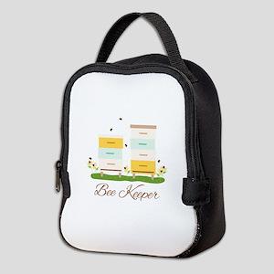 Bee Keeper Boxes Neoprene Lunch Bag