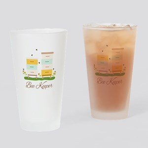 Bee Keeper Boxes Drinking Glass