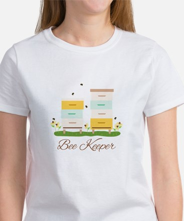 Bee Keeper Boxes T-Shirt