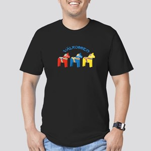 Dala Valkommen Horses T-Shirt