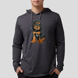 Gordon Setter Puppy Long Sleeve T-Shirt