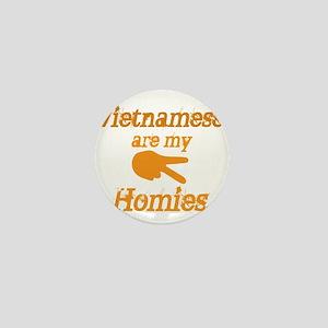 Vietnamese HOmies Mini Button