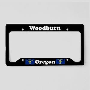 Woodburn OR - LPF License Plate Holder