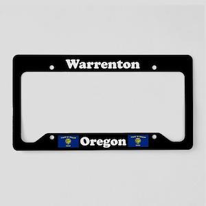 Warrenton OR - LPF License Plate Holder