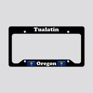Tualatin OR - LPF License Plate Holder
