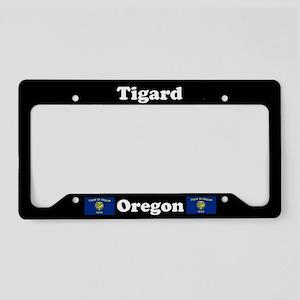 Tigard OR - LPF License Plate Holder
