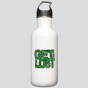 Hiker Get Lost Hiking Stainless Water Bottle 1.0L