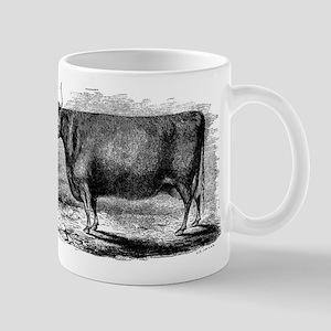 "Devon Cow ""Birthday"" - mug"